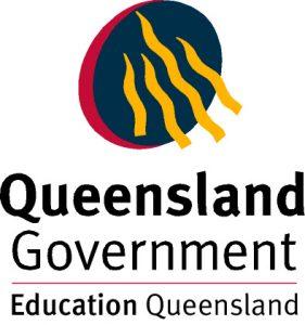 Education Queensland logo