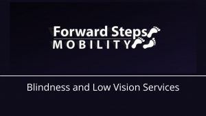 Forward Steps Mobility logo